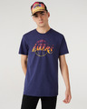 New Era LA Lakers Summer City Infill Tricou