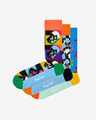 Happy Socks Andy Warhol Set de 3 perechi de șosete