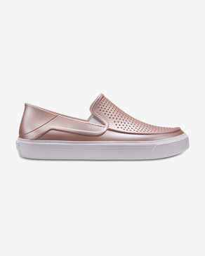 Crocs CitiLane Roka Metallic Slip On